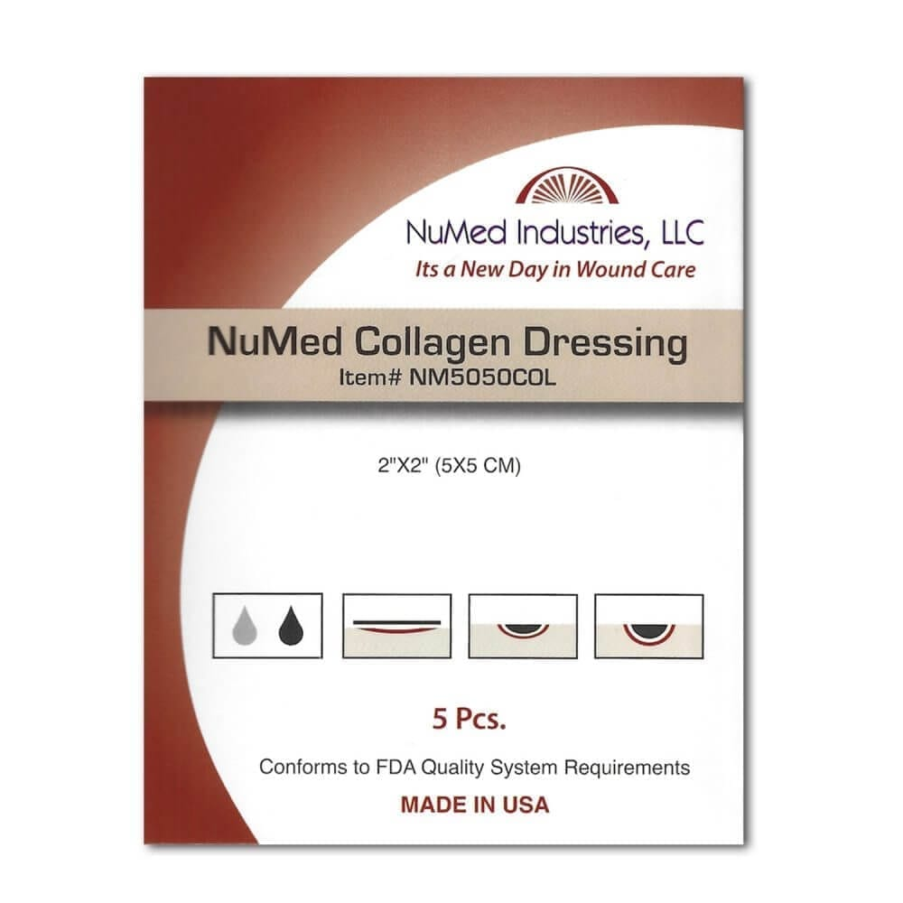 Collagen Dressing 2x2